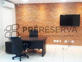 Foto do Andar Corporativo-Sala Comercial - Edifício Portal do Bosque - Bauru/SP