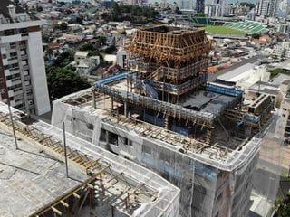 Foto do Apartamento Duplex-Duplex com 2 dormitórios à venda, 111 m²  Estreito - Florianópolis/SC