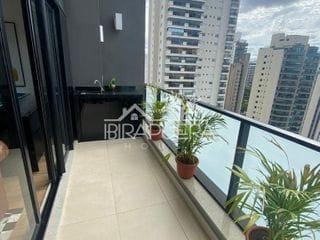 Foto do Apartamento Duplex-Apartamento Duplex com 1 dormitório à venda, 66 m² por R$ 985.000,00 - Brooklin - São Paulo/SP