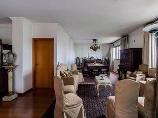 Foto do Apartamento Duplex-Apartamento Duplex com 4 suítes venda, 268 m²  - Moema Índios - São Paulo/SP