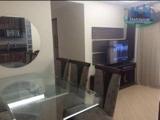 Foto do Apartamento Duplex-Apartamento Duplex à venda, 67 m² por R$ 400.000,00 - Vila Rosália - Guarulhos/SP