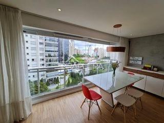 Foto do Apartamento Duplex-Apartamento Duplex à venda, 87 m² por R$ 1.229.000,00 - Campo Belo - São Paulo/SP