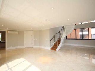 Foto do Apartamento Duplex-Apartamento Duplex com 3 dormitórios à venda, 285 m² - Higienópolis - São Paulo/SP
