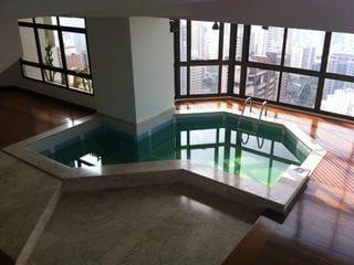 Foto do Apartamento Duplex-Duplex com 4 dormitórios à venda, 370 m² - Vila Suzana - São Paulo/SP