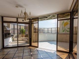 Foto do Apartamento Duplex-Apartamento Duplex com 4 dormitórios à venda, 404 m² por R$ 3.950.000,00 - Indianópolis - São Paulo/SP