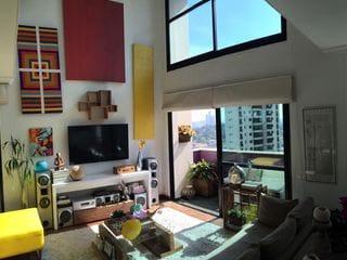 Foto do Apartamento Duplex-Apartamento Duplex à venda e para locação, Vila Suzana, São Paulo, SP  180m2 com 3 suítes grandes, 3 vagas de garagem