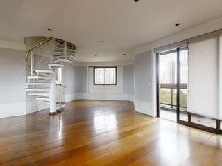 Foto do Apartamento Duplex-Apartamento Duplex com 4 dormitórios à venda, 327 m² - Jardim Vila Mariana - São Paulo/SP