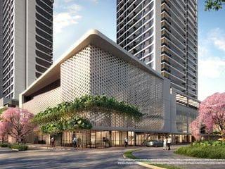 Foto do Apartamento Duplex-Duplex Parque Global - 325 m² - 4 suítes - Panamby - SP