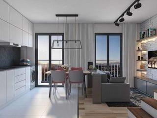 Foto do Apartamento Duplex-Duplex à venda 2 Quartos, 1 Vaga, 64.4M², Tingui, Curitiba - PR | Hope City Habitat