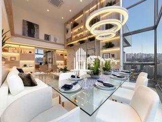 Foto do Apartamento Duplex-Apartamento duplex à venda, Vila Clementino - 95m² / 2 suítes / 2 vaga de garagem
