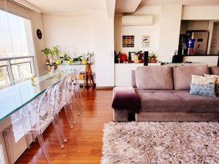 Foto do Apartamento Duplex-Ótimo Duplex com 1 dormitório à venda, 102 m² - Campo Belo - São Paulo/SP