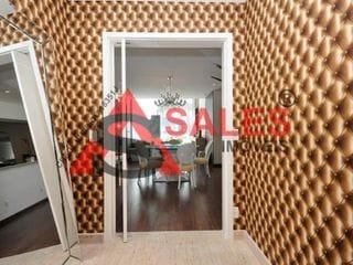Foto do Apartamento Duplex-Apartamento Duplex 3 vagas / 2 dormitórios / 2 suítes à venda e para locação, Cidade Monções, São Paulo, SP Agende sua visita!