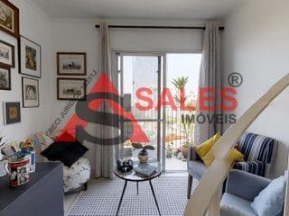 Foto do Apartamento Duplex-Apartamento Duplex com 3 dormitórios à venda, 220 m² por R$ 559.000,00 Localizado na Rua Azém Abdalla Azém - Jardim Bonfiglioli, São Paulo, SP