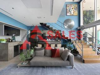Foto do Apartamento Duplex-Apartamento Duplex com 5 dormitórios à venda, 382 m² por R$ 5.000.000,00 Localizado na Rua Guimarães Passos - Vila Mariana, São Paulo, SP