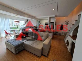 Foto do Apartamento Duplex-Apartamento Duplex com 2 suítes à venda, 84 m² por R$ 1.230.000,00 Localizado na Rua Pascal - Campo Belo, São Paulo, SP