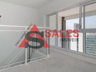 Foto do Apartamento Duplex-Excelente duplex no Summit Pinheiros, que oferece o privilégio de ter o melhor aos seus pés, ao lado de importantes avenidas da cidade