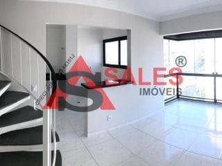 Foto do Apartamento Duplex-Apartamento Duplex com 3 dormitórios à venda, 118 m2 por R$ 670.000,00 Localizado na Rua Otto de Barros - Vila Santo Estefano, São Paulo, SP