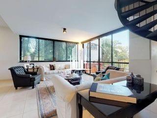 Foto do Apartamento Duplex-Apartamento de 3 dormitorios e 4 vagas em Higienopolis