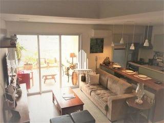 Foto do Apartamento Duplex-Apartamento Duplex de 2 Quartos com 2 vagas à Venda $1.280.000 no Brooklin