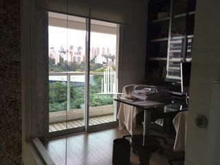 Foto do Apartamento Duplex-Apartamento Duplex com 2 dormitórios e 3 vagas no Panamby Morumbi