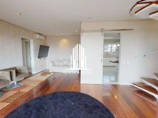 Foto do Apartamento Duplex-Cobertura Duplex 3 dormitórios e 5 vagas à venda no Morumbi