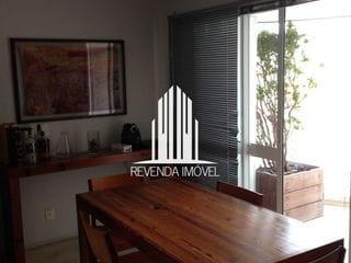 Foto do Apartamento Duplex-Apartamento Duplex 2 dormitórios e 2 vagas à venda na Vila Madalena