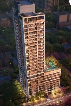 Foto do Apartamento Duplex-Apartamento Duplex à venda, 91 m² por R$ 1.158.263,62 - Perdizes - São Paulo/SP
