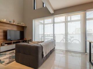Foto do Apartamento Duplex-Apartamento Duplex à venda, 68 m² por R$ 890.000,00 - Campo Belo - São Paulo/SP