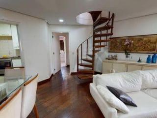 Foto do Apartamento Duplex-Apartamento Duplex com 3 dormitórios à venda, 185 m² por R$ 1.275.000,00 - Bela Aliança - São Paulo/SP