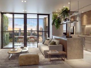 Foto do Apartamento Duplex-Apartamento Duplex com 2 dormitórios à venda, 100 m² por R$ 872.820,40 - Vila Yara - Osasco/SP