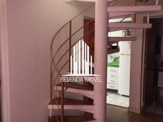 Foto do Apartamento Duplex-Apartamento Duplex com 2 dormitórios à venda, 90 m² por R$ 263.000 - Morumbi - São Paulo/SP