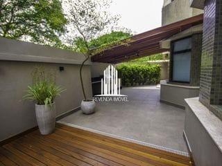 Foto do Apartamento Duplex-Apartamento Duplex, 492m² - Alto de Pinheiros