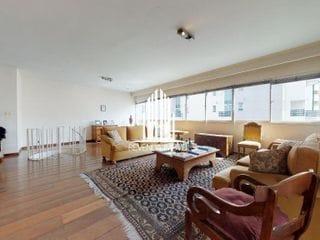 Foto do Apartamento Duplex-Cobertura Duplex 4 dormitórios 1 suíte Moema Pássaros 247 m² a venda