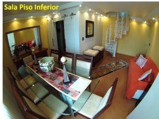 Foto do Apartamento Duplex-Apartamento Duplex à venda, 214 m² por R$ 936.000,00 - Santana - São Paulo/SP