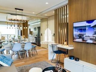 Foto do Apartamento Duplex-Apartamento com 2 dormitórios no Itaim Bibi
