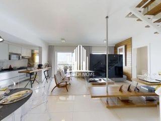 Foto do Apartamento Duplex-Duplex 106m, Brooklin Zona Sul