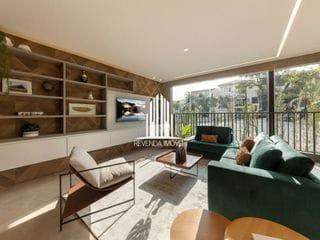 Foto do Apartamento Duplex-Cobertura 3 dorms - 2 suítes  - 2 vagas - 250 m2 - Vila Madalena