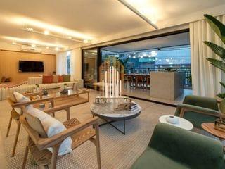 Foto do Apartamento Duplex-Cobertura Duplex 330 m2 - 4 suítes - 3 vagas - MOOCA