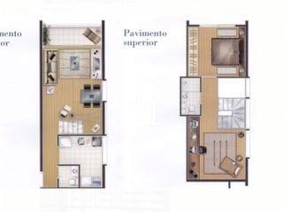 Foto do Apartamento Duplex-Pinheiros duplex 2 dormitórios