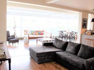Foto do Apartamento Duplex-Code Campo Belo - Duplex todo reformado de 104m² com 1 suíte, varanda e 2 vagas de garagem.