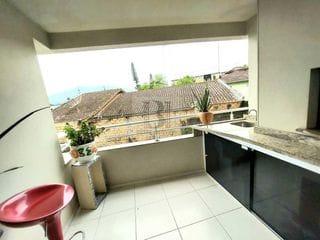 Foto do Apartamento-Apartamento Semi-Mobiliado contendo 1 suíte + 2 dormitórios em  excelente localização no bairro Chico de Paulo em Jaraguá do Sul