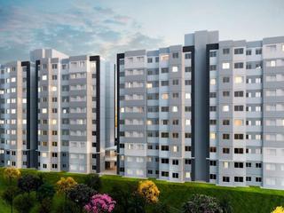 Foto do Apartamento-Apartamento à venda 2 Dorms 1 Vaga ao lado de Alphaville, Lazer  e Comodidade para sua família , Chácara Jaguari (Fazendinha), Santana de Parnaíba, SP