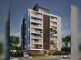 Foto do Apartamento-Apartamento à venda, no Edifício By The Club com  1 dormitório  e 1 vaga de garagem no bairro  Água Verde em  Curitiba, PR