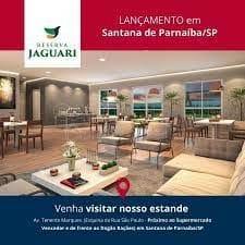 Foto do Apartamento-Apartamento com 2 Dorms 1 vaga e lazer, próximo a Alphaville,  à venda, Chácara Jaguari (Fazendinha), Santana de Parnaíba, SP