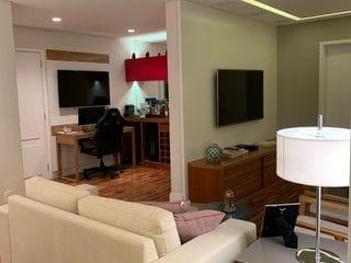 Foto do Apartamento-Belíssimo Apartamento à venda no  Horizon Residence Premium, Jardim Belo Horizonte, Campinas, SP (Próximo a lagoa do taquaral)