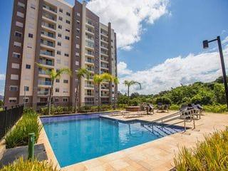 Foto do Apartamento-Apartamento para Venda, com 02 Dormitórios sendo 01 Suíte, Varanda Gourmet, um Resort Residencial Club, Jardim do Lago, Bragança Paulista, SP