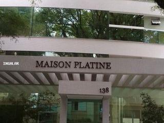 Foto do Apartamento-Apartamento para Venda, Maison Platine no bairro Zona 07, localizado na cidade de Maringá / PR.     Com 4 dormitórios, sendo 3 suítes, possui 1 banheiro, 2 vaga