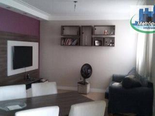 Foto do Apartamento-Apartamento residencial para venda e locação, Jardim Terezópolis, Guarulhos - AP0415.