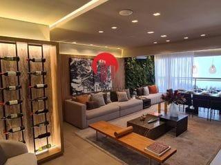 Foto do Apartamento-Apartamento para Venda em São Paulo, Campo Belo, 3 dormitórios, 3 suítes, 5 banheiros, 2 vagas