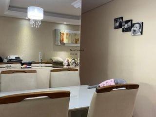 Foto do Apartamento-Lindo apartamento à venda no Jardim Nova Vida, Cotia excelente acesso, pelo km 34 da Raposo, condomínio com lazer completo muita segurança.